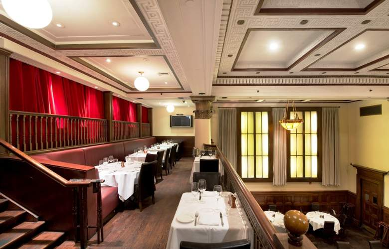 Dylan hotel NYC - Restaurant - 21