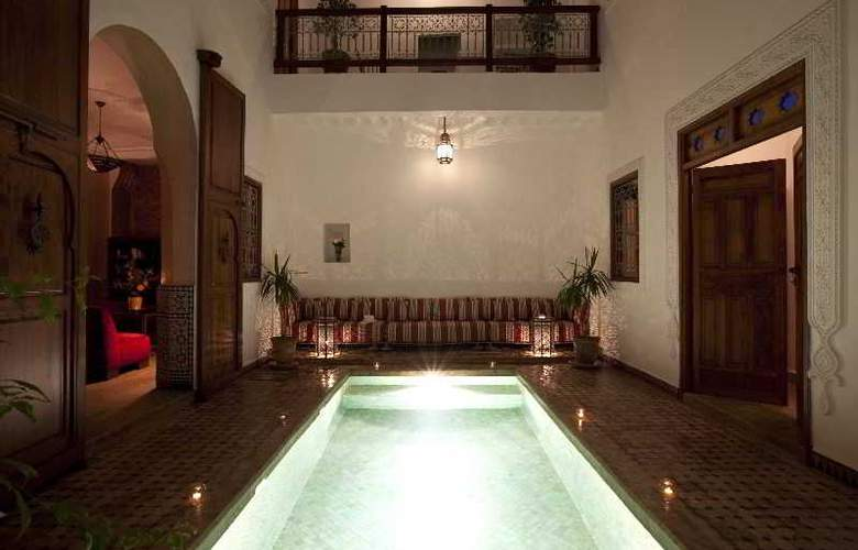 Riad Les Bougainvilliers - Pool - 5