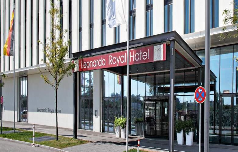 Leonardo Royal Munich - Hotel - 13