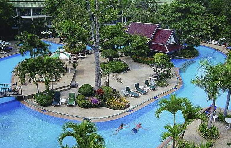 Green Park Resort - Pool - 6
