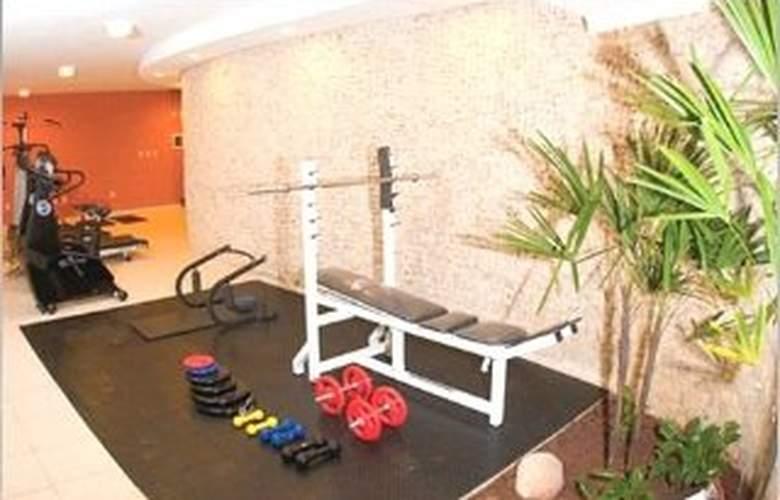Visual Praia Hotel - Sport - 9