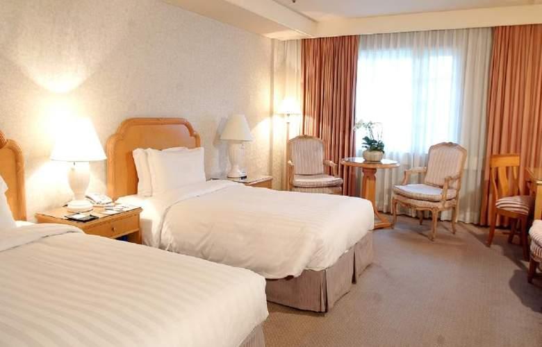 T.H.E Hotel & Vegas Casino Jeju - Room - 12