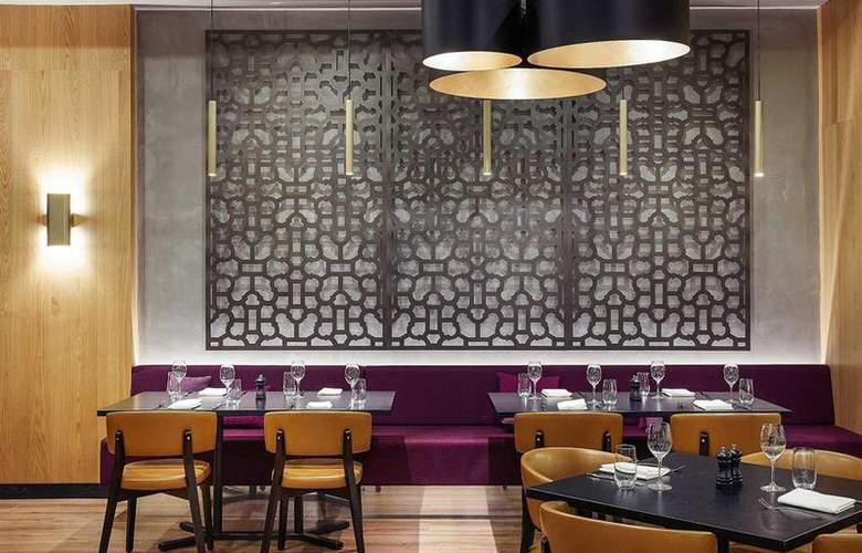 Mercure Hotel Perth - Restaurant - 84