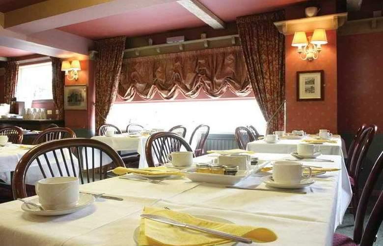 Waterwheel Inn Hotel - Restaurant - 6