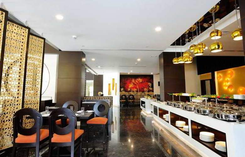 Country Inn & Suites By Carlson Gurgaon Sohna Road - Restaurant - 4