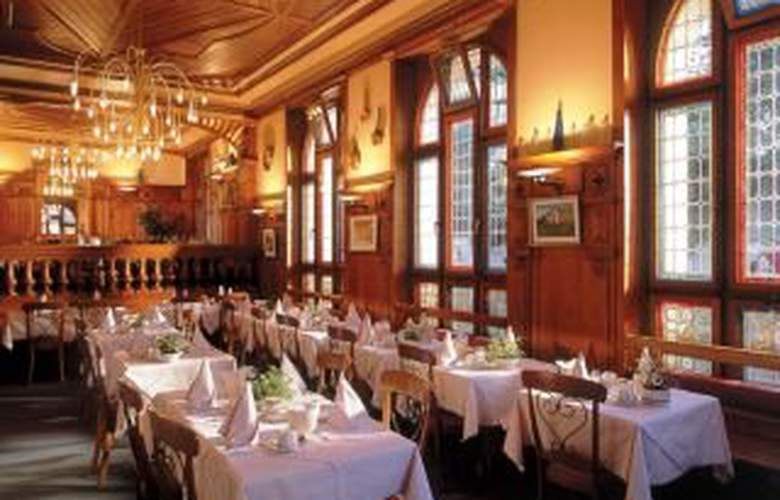 St. Gotthard Swiss Quality Hotel - Restaurant - 1