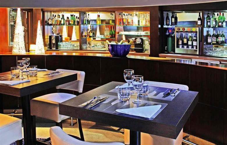Mercure Chambery Centre - Bar - 18