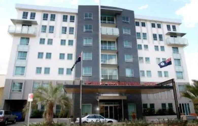 Metro Ipswich International - Hotel - 0