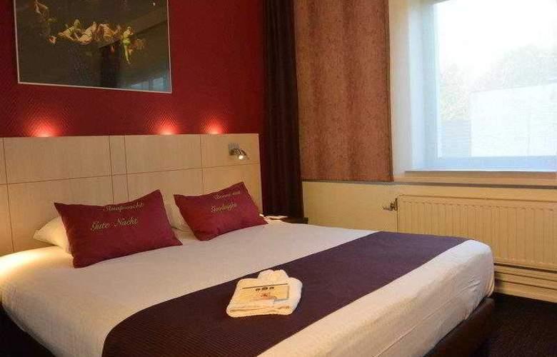 BEST WESTERN PLUS Hotel Casteau Resort Mons - Hotel - 6