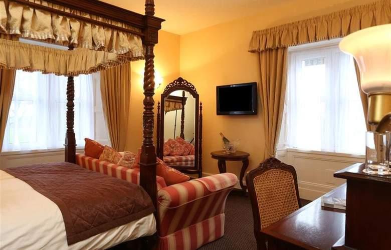 Best Western Dryfesdale - Room - 331
