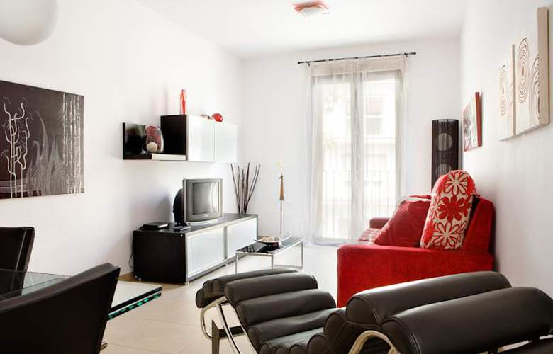 Real de Cartuja Apartments & Suites - Room - 1