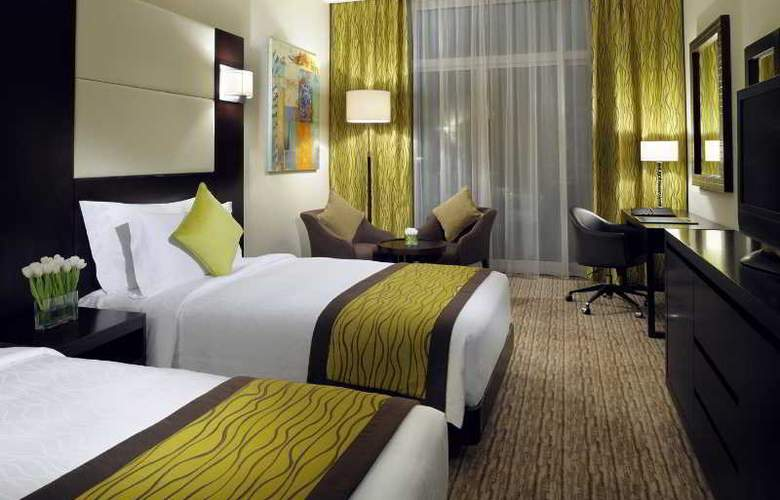 Movenpick Hotel Jumeirah Lakes Towers - Room - 8