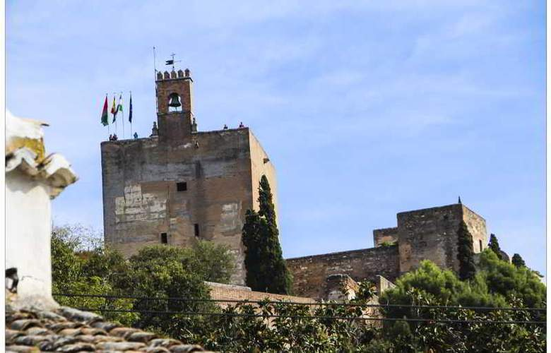 Puerta de las Granadas - Hotel - 9