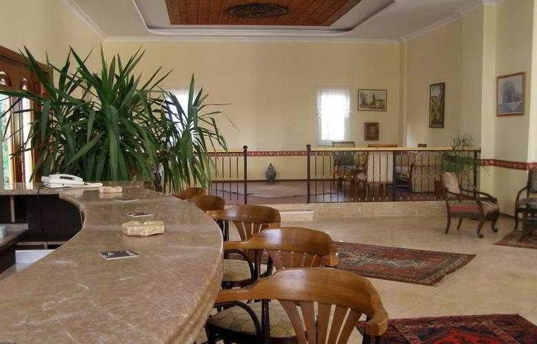 Sevki Bey Hotel - General - 4