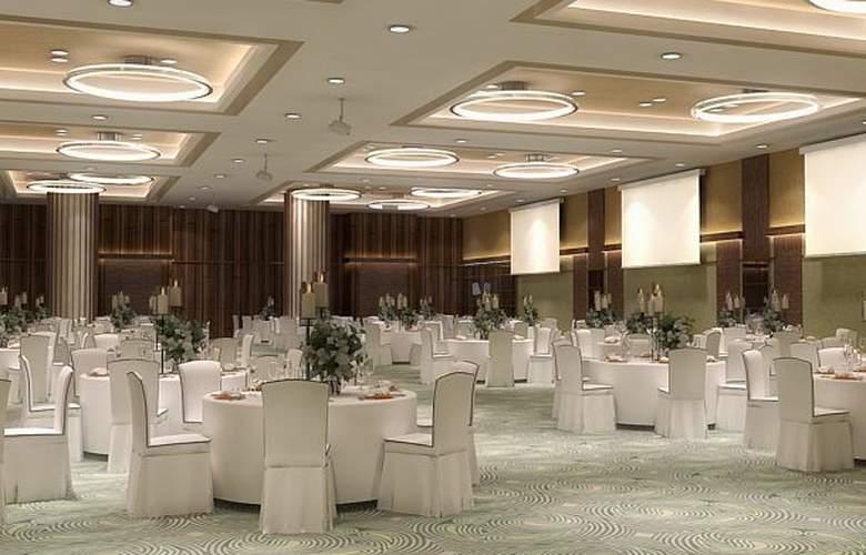 Istanbul Marriott Hotel Sisli - Conference - 4