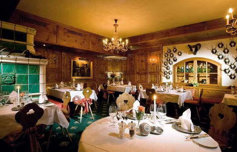 Schloss Pichlarn SPA & Golf Resort - Restaurant - 6