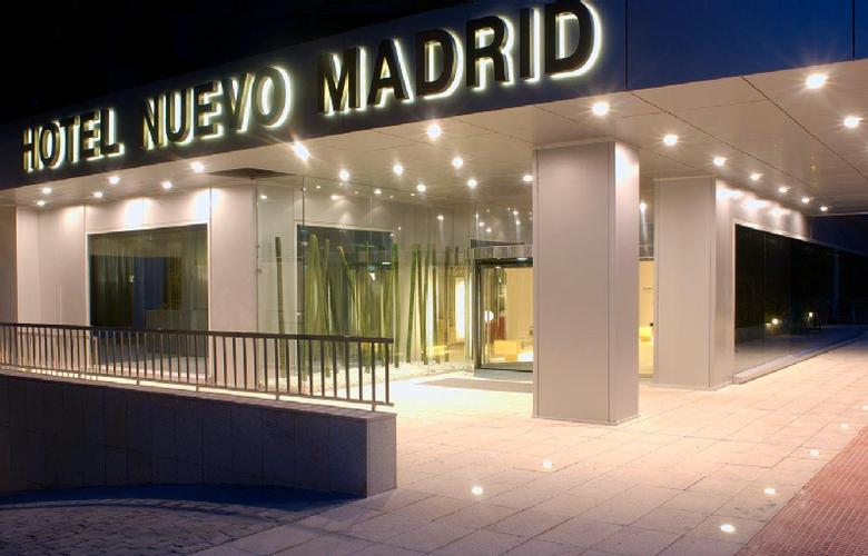 Nuevo Madrid - Hotel - 0