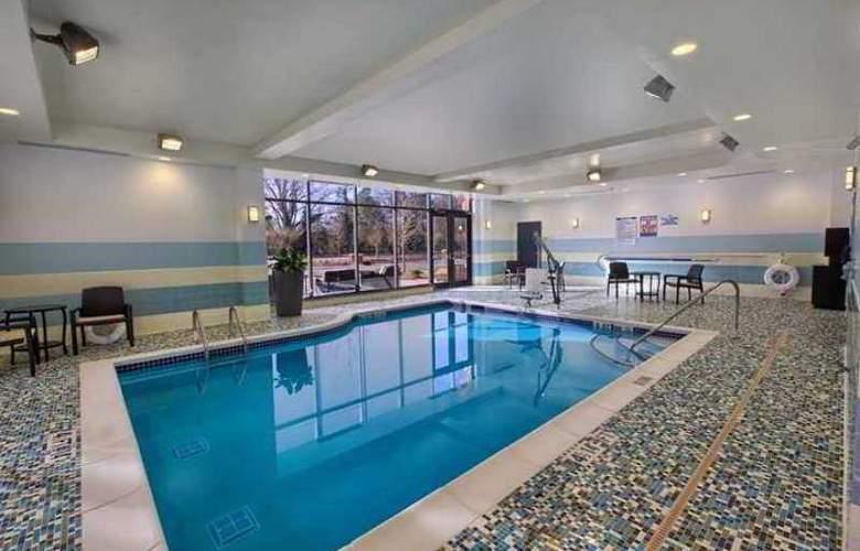 Hilton Garden Inn Durham/University Medical Center - Hotel - 3