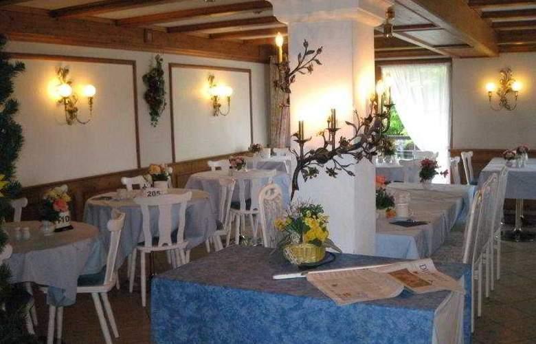 mD-Hotel Alpenrose - Restaurant - 5