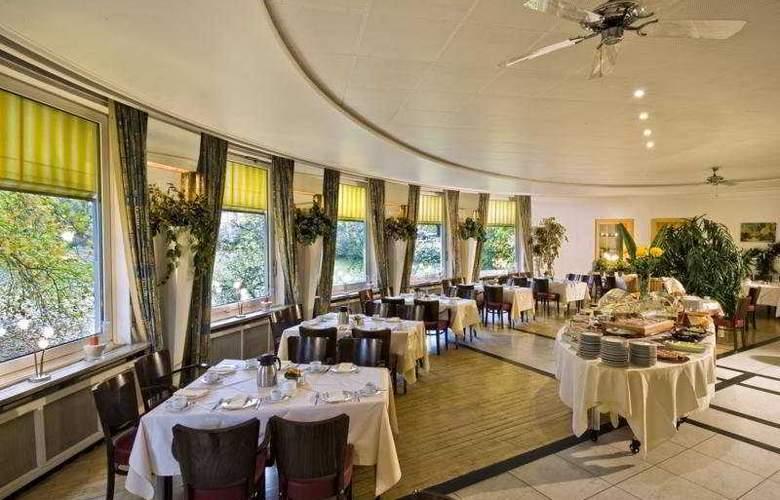Park Hotel Am Berliner Tor  - Restaurant - 9