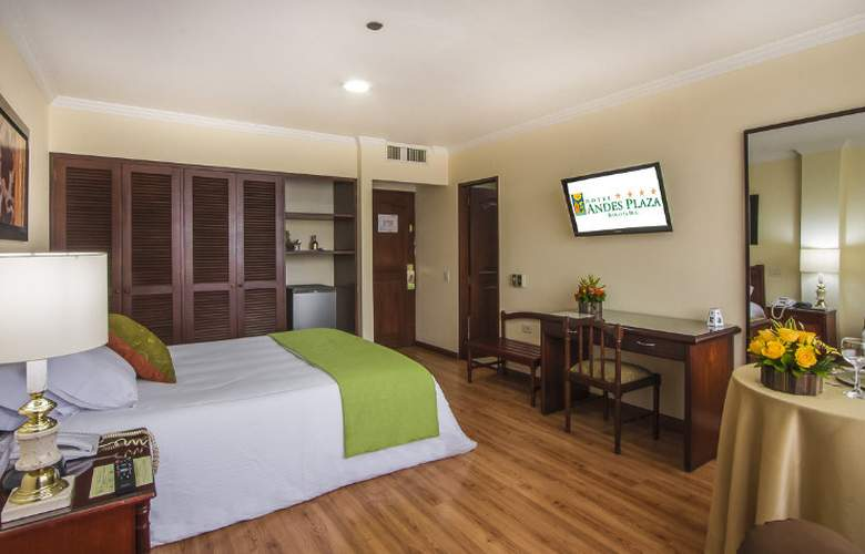 Andes Plaza - Room - 6