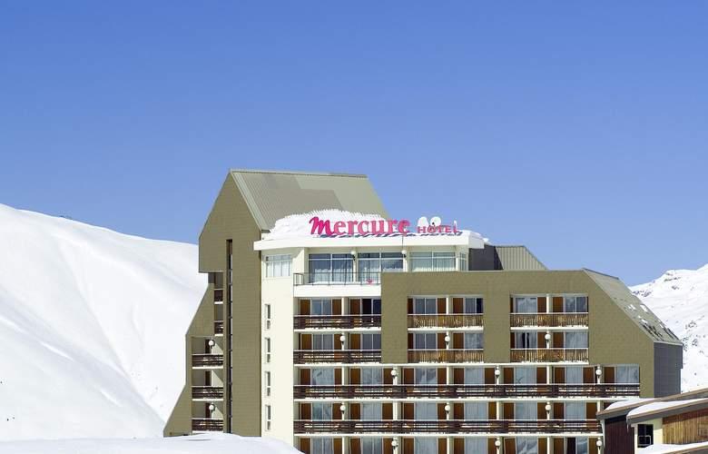Mercure Les Deux-Alpes 1800 - Hotel - 9