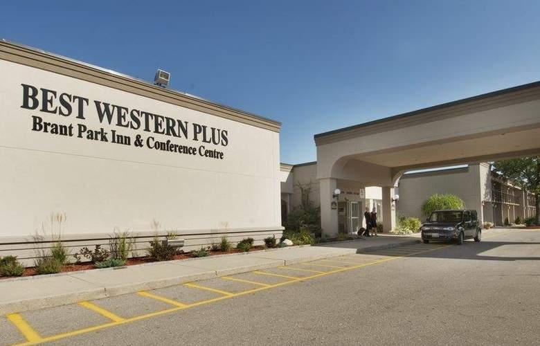 Best Western Brant Park Inn & Conference Centre - Hotel - 82