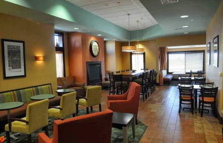 Hampton Inn Birch Run/Frankenmuth - Restaurant - 8