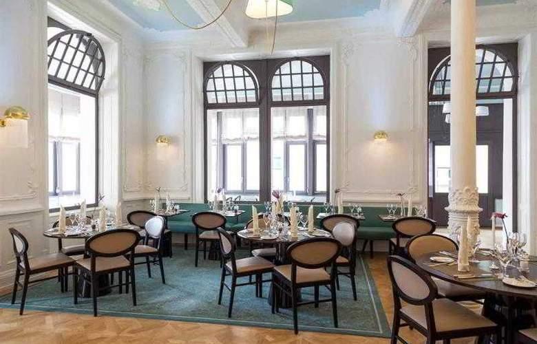 Royal St Georges Interlaken - MGallery by Sofitel - Hotel - 74