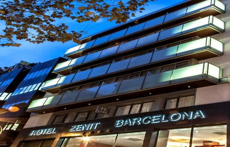 Zenit Barcelona - Hotel - 0