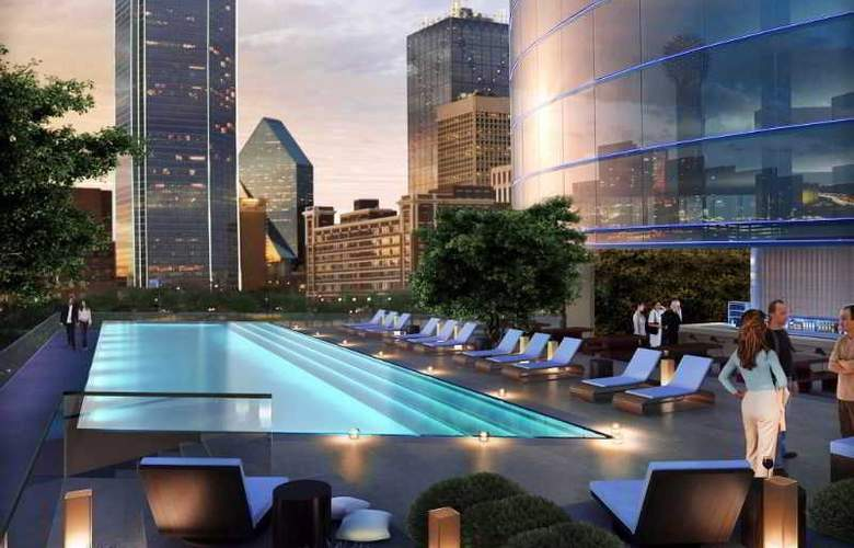 Omni Dallas Hotel - Pool - 4