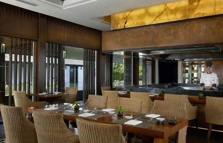 JW Marriott Khao Lak Resort & Spa - Restaurant - 37