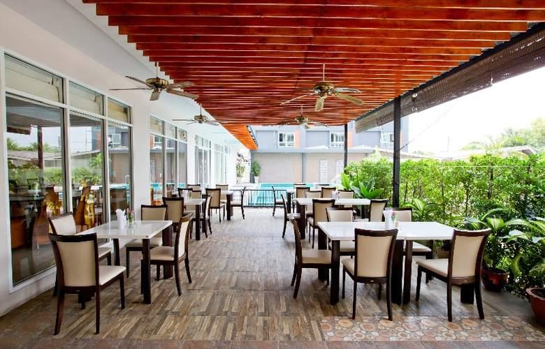 Sinsuvarn Airport Suite - Restaurant - 8