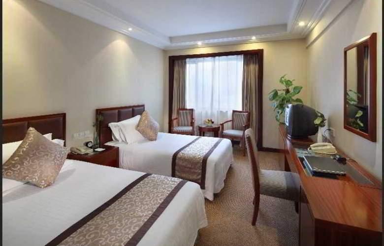 Jin Jiang Shanghai - Room - 7
