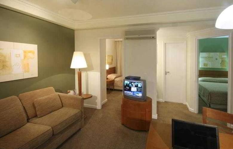 Quality Suites Bela Cintra - Room - 0
