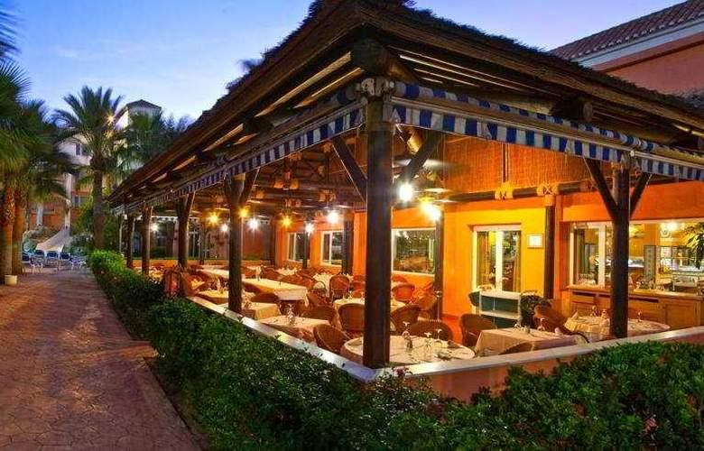 diverhotel Nautilus Roquetas - Restaurant - 11