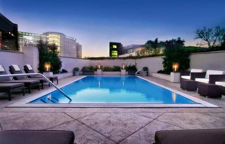 Sofitel Los Angeles - Hotel - 39