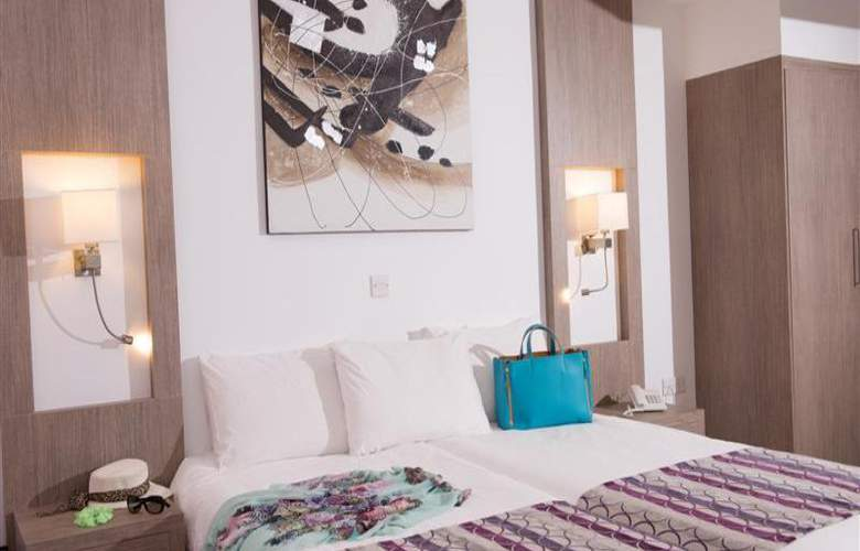 New Famagusta Hotel - Room - 8