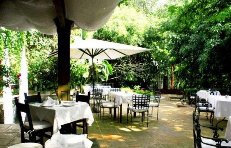 Gran Hotel Tamayo - Restaurant - 7