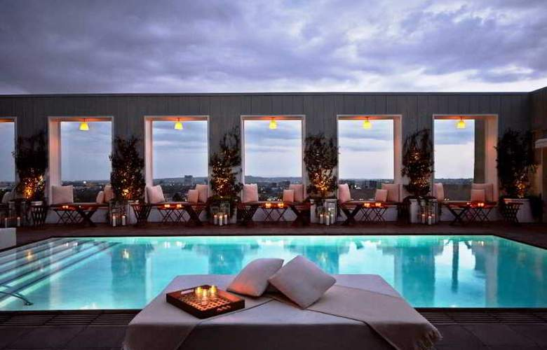 Mondrian Los Angeles - Pool - 6