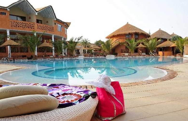 Lamantin Beach Hotel - Pool - 8