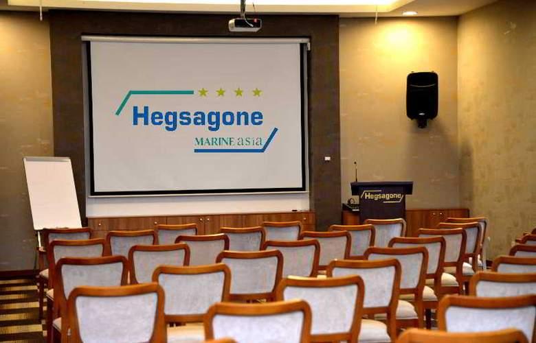 Hegsagone Marine Asia Hotel - Conference - 4