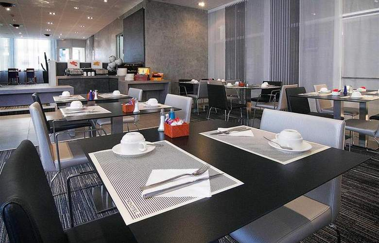 Novotel Lille Centre Grand Place - Restaurant - 7