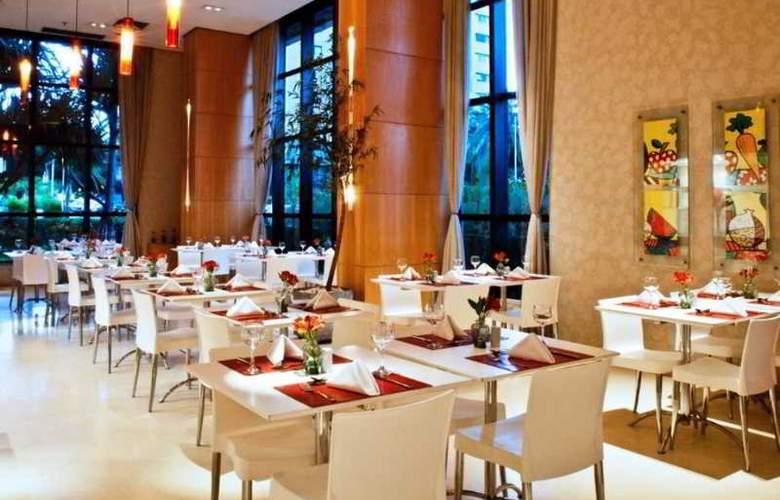 Comfort Suites Brasilia - Restaurant - 1