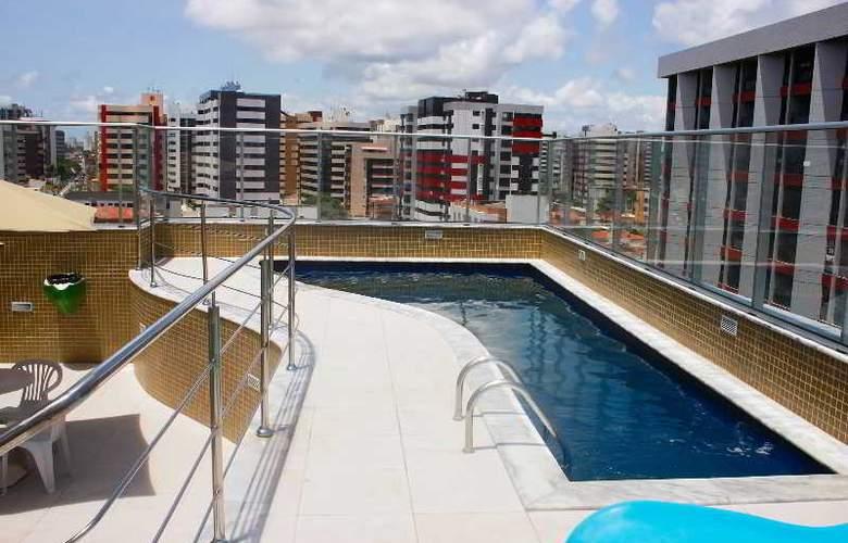Tropico Praia Hotel - Pool - 14