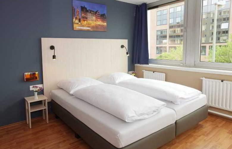 A&O Frankfurt Galluswarte Hotel - Room - 19