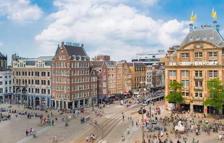Swissotel Amsterdam - Hotel - 2
