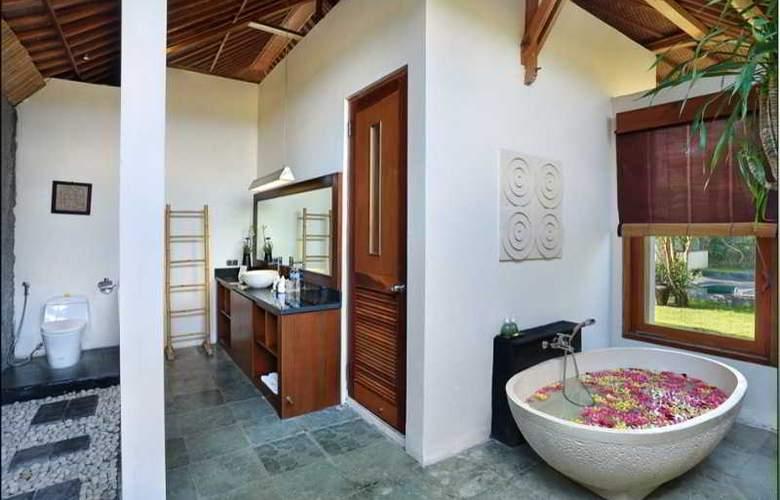 D´bulakan Kampung Villa Ubud - Room - 4