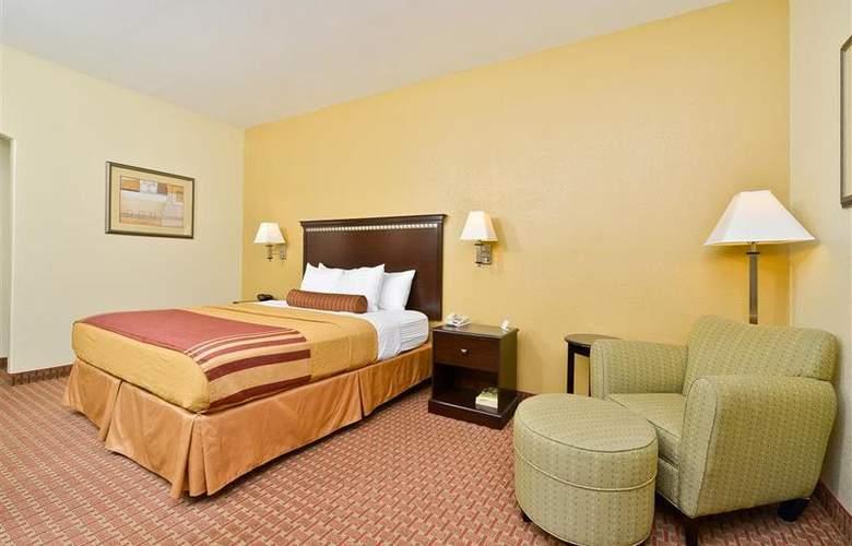 Best Western Greenspoint Inn and Suites - Room - 137