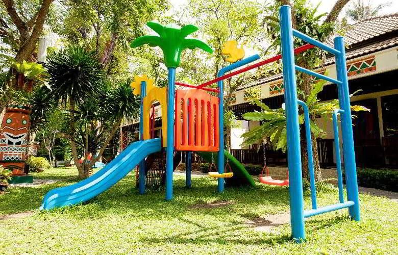 Chaba Cabana Beach Resort - Sport - 14